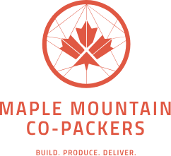 Maple Mountain Co-Packers Logo